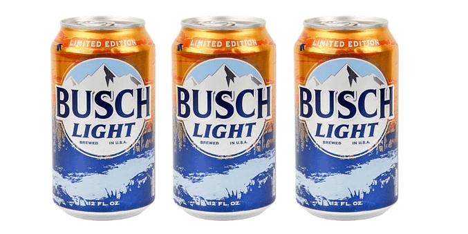 busch light carbs