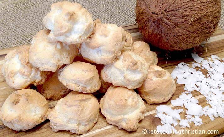 keto christmas cookies coconut flour