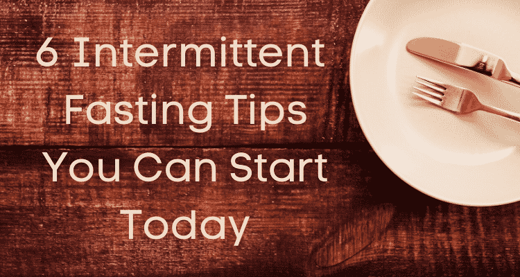 intermittent fasting timeline