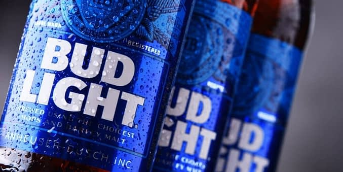 carbs in bud light