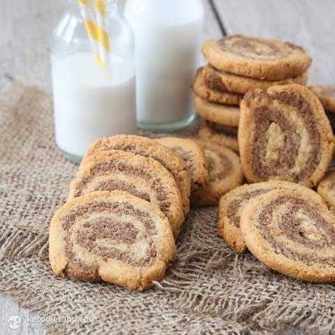 vegan keto christmas cookies