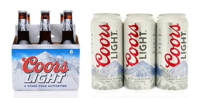 low carb beer list