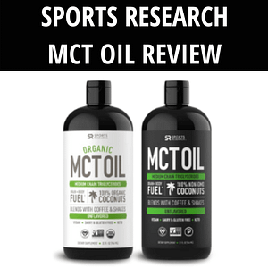 sports research mct oil review