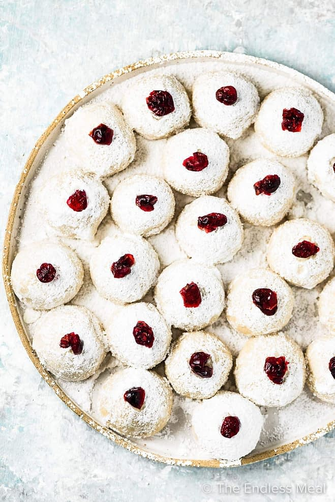low carb holiday cookies