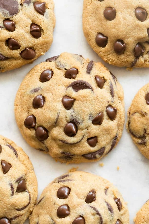 how to make keto chocolate chip cookies