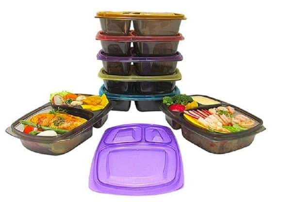 Portion Perfect bento lunch box