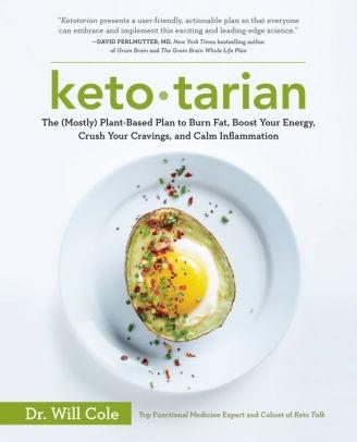 Ketotarian Cookbook -Will Cole