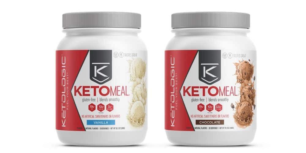 ketologic shakes