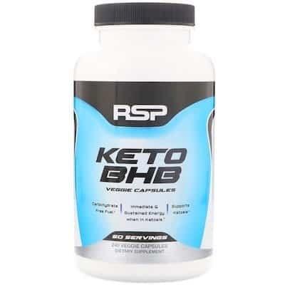 Keto bhb rsp nutrition