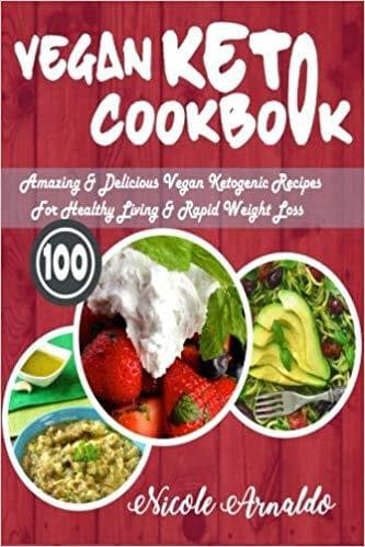 vegan keto cookbook - nicole Arnaldo