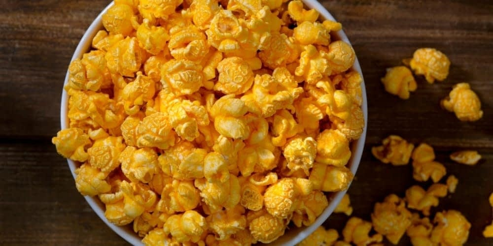 can you eat popcorn on keto diet