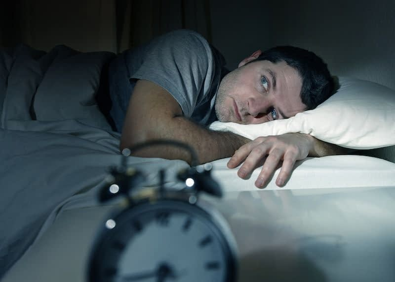man keto insomnia